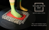 Passformanalyse mit 3D-Scanner von Selection 1847